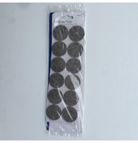 Self Adhesive Round Furniture Pads