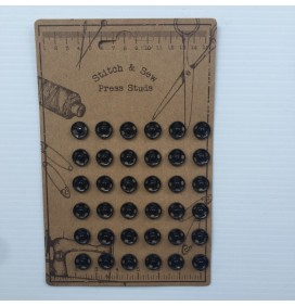 Stitch & Sew Press Studs