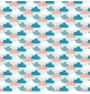 100% Cotton Vegetable Patch Quilting Fabric Clouds