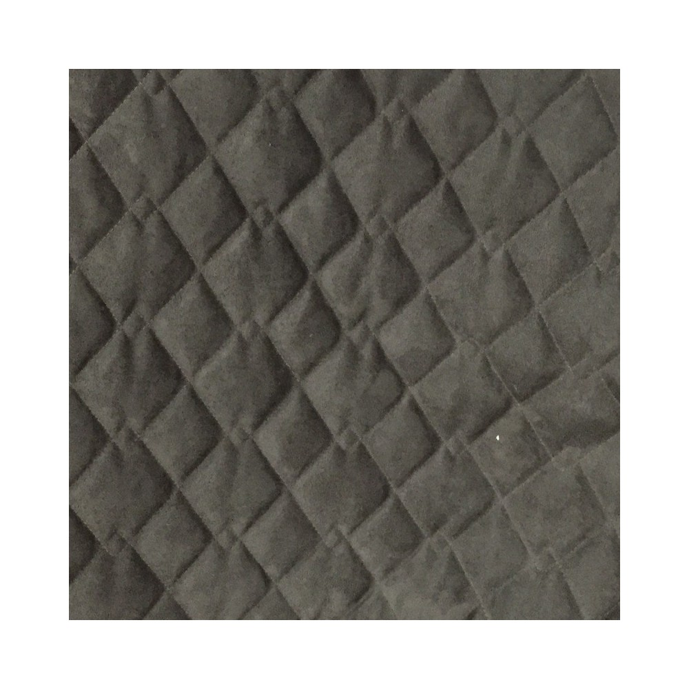 Quilted fabric suede eu fabrics for Suede fabric