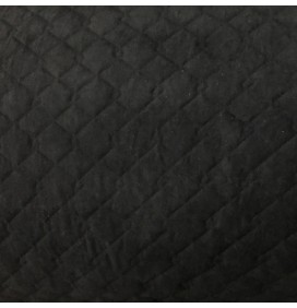 Quilted Fabric Suede Light Weight