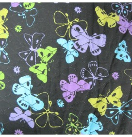 Quilted Fabric Butterfly