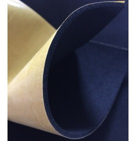 3MM Self Adhesive EPDM Foam Neoprene Fabric