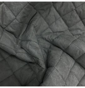 Quilted Fabric Soft Touch Water Repellent