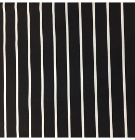 Butchers Stripes Black