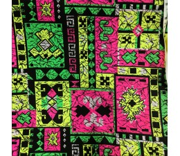 African Print Fabric 100% Cotton