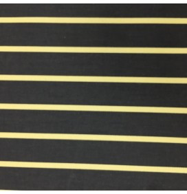 Poly Cotton Drill Fabric Stripes