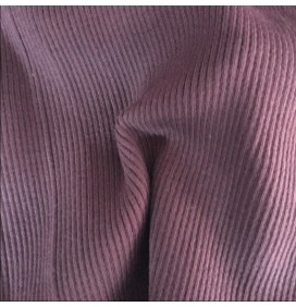 Knitted Ribbed Fabric