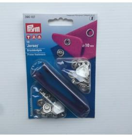 10mm Press Fasteners