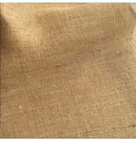 Fire Retardant Hessian Natural