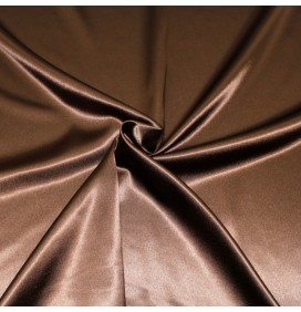 Crepe Backed Satin Fabric