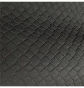 Quilted Fabric 7oz Waterproof Double Diamond Design