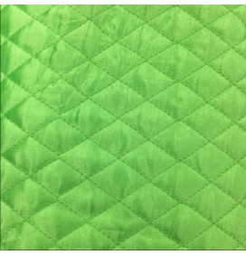 Quilted Fabric Satin Double Sided