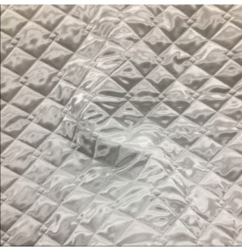 Quilted Fabric Satin