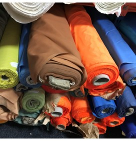 Job Lot of Mixed fabrics approximately 1000 meters