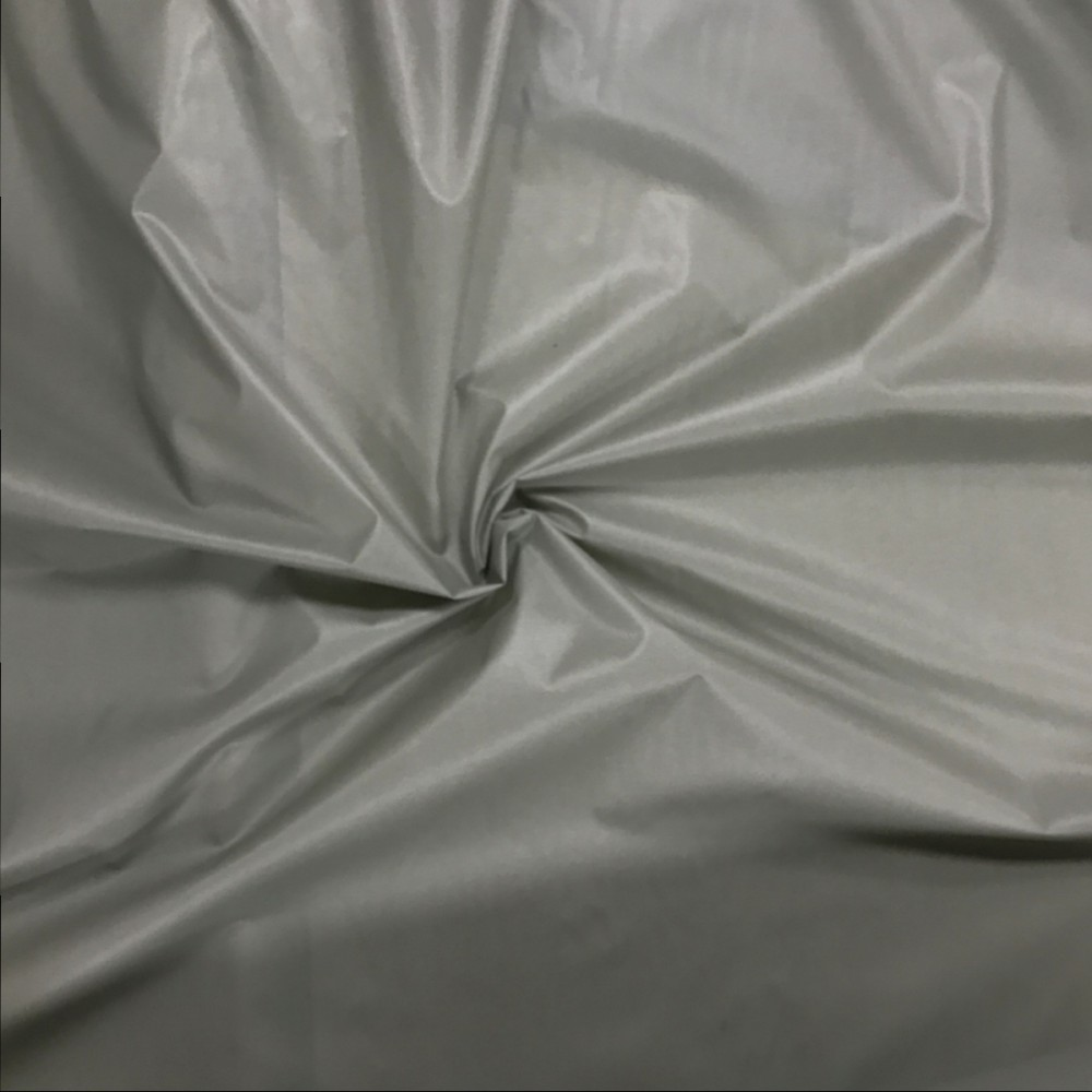 Black 2oz.waterproof material polyester fabric PU coated