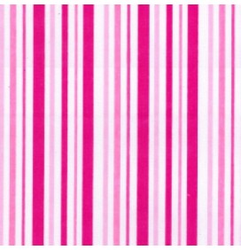 Polycotton Fabric Stripes