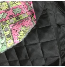 Quilted Fabric Waterproof Double Sided