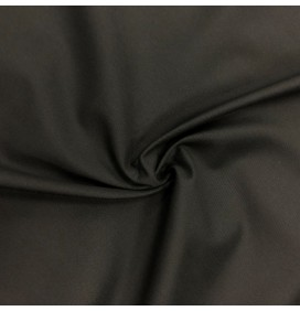 Fire Retardant Polycotton Fabric Black