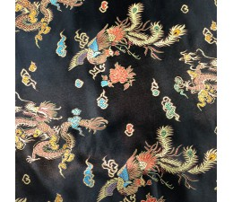 Chinese Brocade Fabric