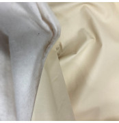 Bonded Curtain Interliner Fabric Bump Backed