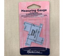 Measuring Gauge 14 measurements
