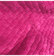 Fire Retardant Quilted Suede Fabric