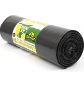 Bin It 120 Litre Refuse Sacks - 1 Roll of 10's