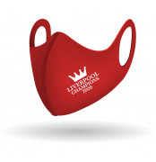 Liverpool Champions Face Mask 2MM Neoprene