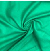Emerald Green Baize Wool Fabric