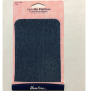 Iron On Patches - 2 Pieces 10cm x 15cm