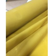 Gold Waxed Cotton Fabric 6oz