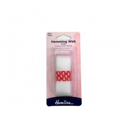 Hemming Web Fusible 25mm/10mtrs