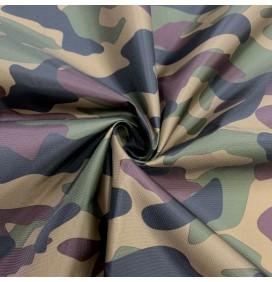 4oz WATERPROOF FABRIC PU Camouflage print