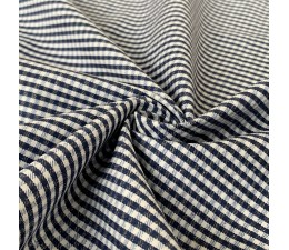 Clearance 100% Cotton Gingham Fabric 1/8 Inch Check