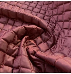 4OZ Quilted Fabric  Waterproof Double Diamond Design