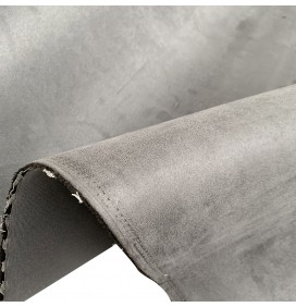 5MM Scrim Backed Faux Suede Fabric