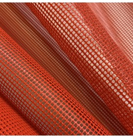 PVC Dipped Mesh Fabric 220GSM Windproof