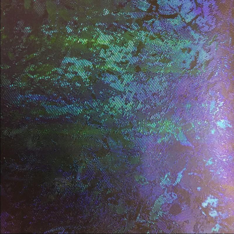 Holographic Fabric Clear Vinyl Eu Fabrics