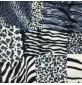 Printed Fleece FabricMix colours