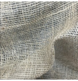 Frost Hessian Fabric