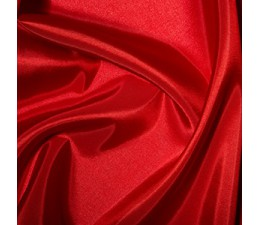 Stiffened Satin Dress Fabric