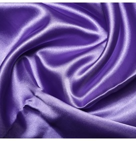 Crepe Backed Satin Purple 27