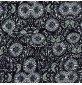 Viscose prints Black C7056