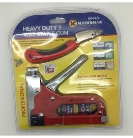 Heavy Duty 3 Way Staple Gun