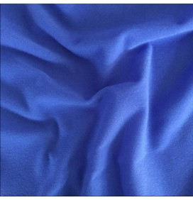 Luxury Fire Retardant Display Loop Nylon Mid Blue