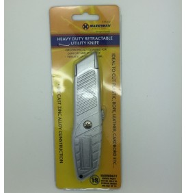 Heavy Duty Retractable Utility Knife