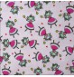 Polycotton Prints Fairy Design Pink