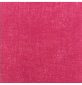 100% Cotton Voile Fabric Cerise 55